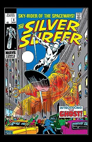 Silver Surfer (1968-1970) #8