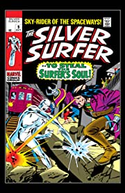 Silver Surfer (1968-1970) #9