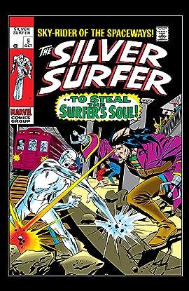 Silver Surfer (1968-1970) #9