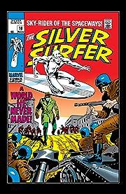 Silver Surfer (1968-1970) #10