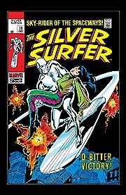 Silver Surfer (1968-1970) #11