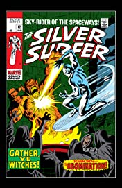 Silver Surfer (1968-1970) #12