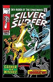 Silver Surfer (1968-1970) #12
