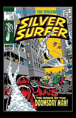 Silver Surfer (1968-1970) #13