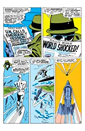 Silver Surfer (1968-1970) #13