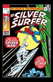 Silver Surfer (1968-1970) #14