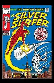 Silver Surfer (1968-1970) #15
