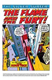 Silver Surfer (1968-1970) #15