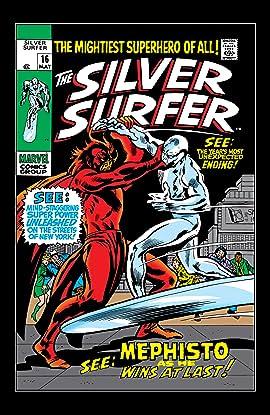 Silver Surfer (1968-1970) #16