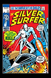 Silver Surfer (1968-1970) #17