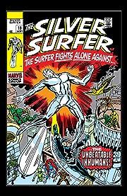 Silver Surfer (1968-1970) #18