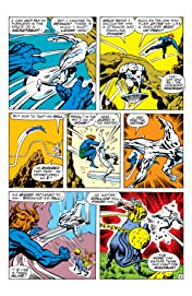 Silver Surfer (1968-1970) #18