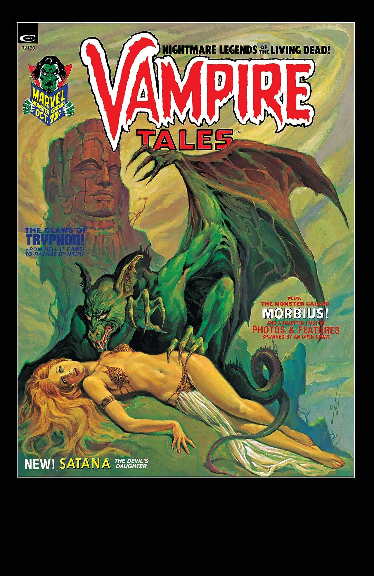 Vampire Tales (1973-1975) #2