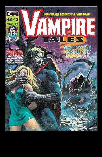 Vampire Tales (1973-1975) #3