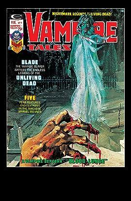 Vampire Tales (1973-1975) #9