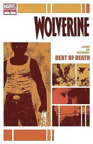 Wolverine: Debt of Death (2011) No.1