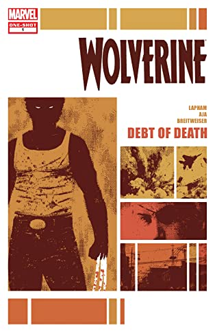 Wolverine: Debt of Death (2011) #1