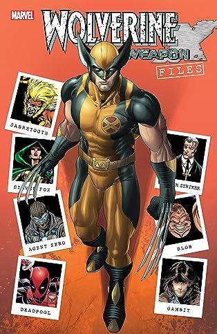 Wolverine: Weapon X Files (2009) #1