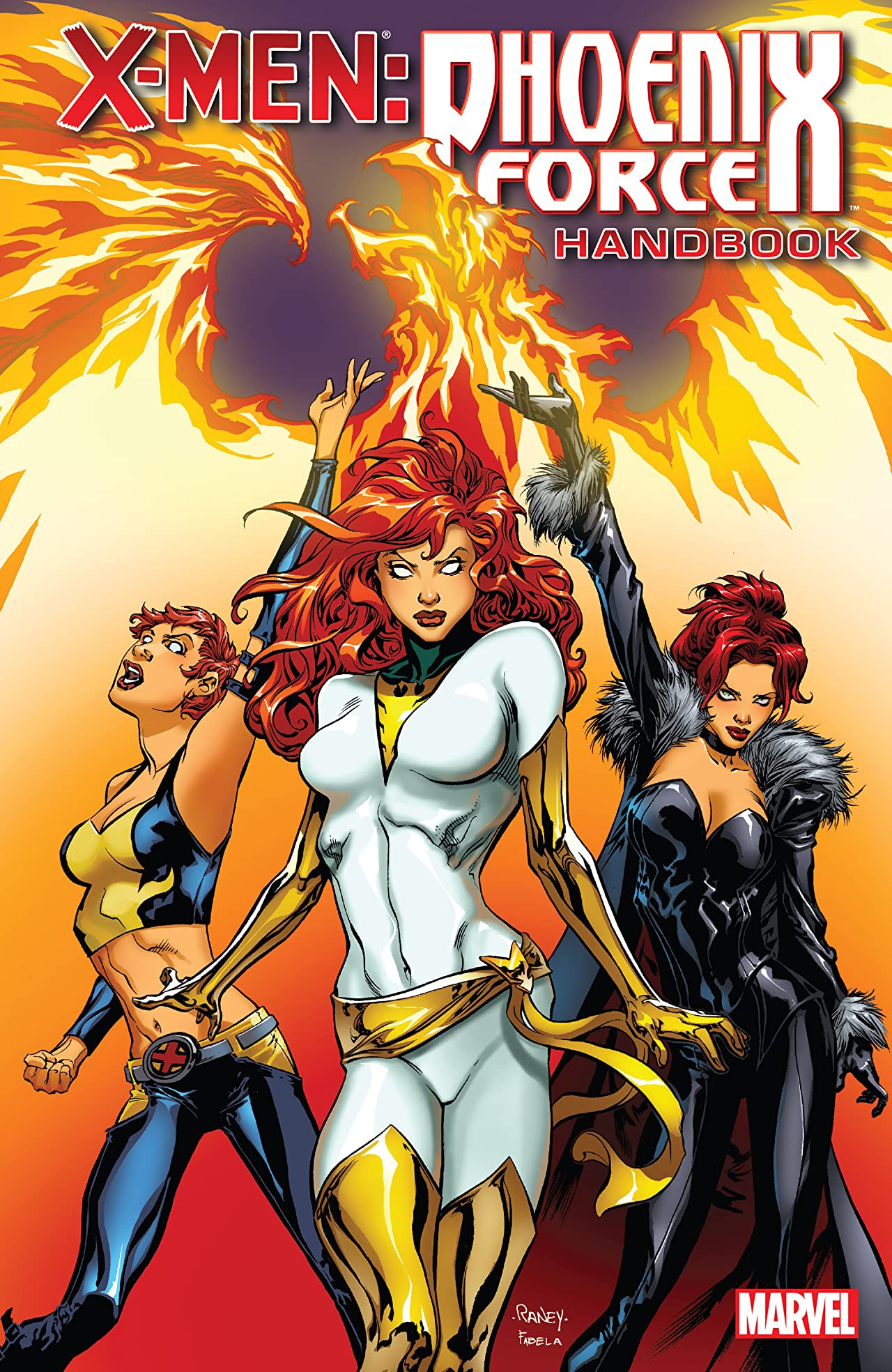 X-Men: Phoenix Force Handbook (2010) #1