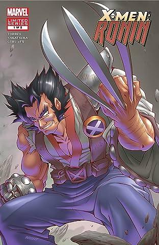 X-Men: Ronin (2003) #1 (of 5)