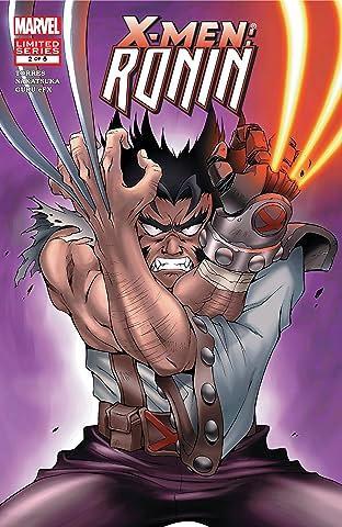 X-Men: Ronin (2003) #2 (of 5)