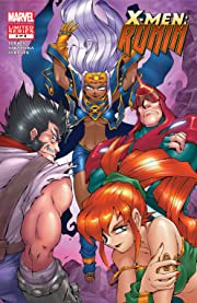 X-Men: Ronin (2003) #3 (of 5)