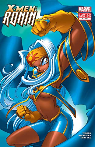 X-Men: Ronin (2003) #4 (of 5)