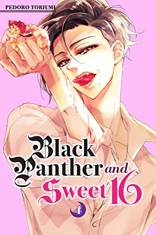 Black Panther and Sweet 16 Vol. 4
