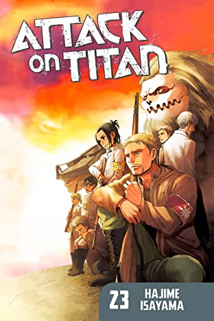 Attack on Titan Tome 23