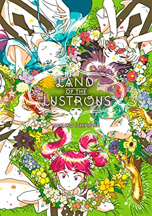 Land of the Lustrous Vol. 4