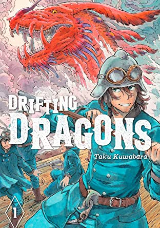 Drifting Dragons Tome 1