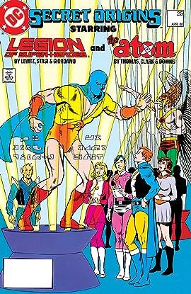 Secret Origins (1986-1990) #25