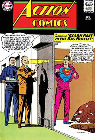Action Comics (1938-2011) No.323