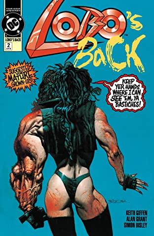 Lobo's Back (1992) #2