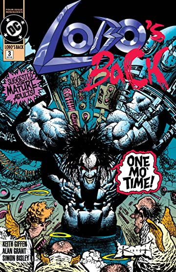 Lobo's Back (1992) #3