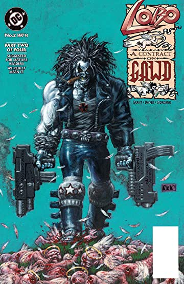 Lobo: A Contract on Gawd (1994) #2