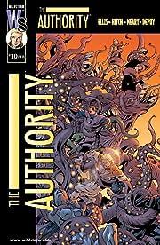 The Authority (1999-2002) #10