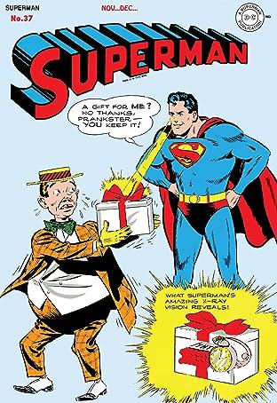 Superman (1939-2011) #37