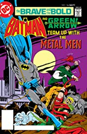 The Brave and the Bold (1955-1983) #136