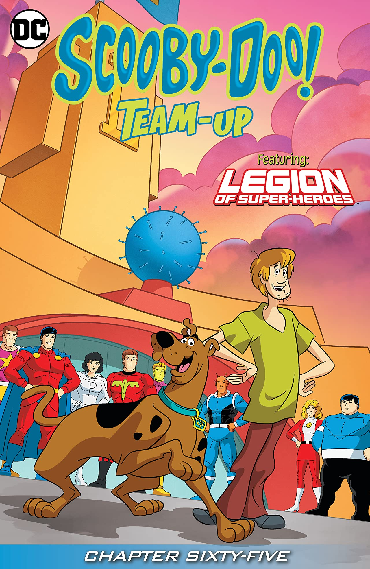 Scooby-Doo Team-Up (2013-) #65
