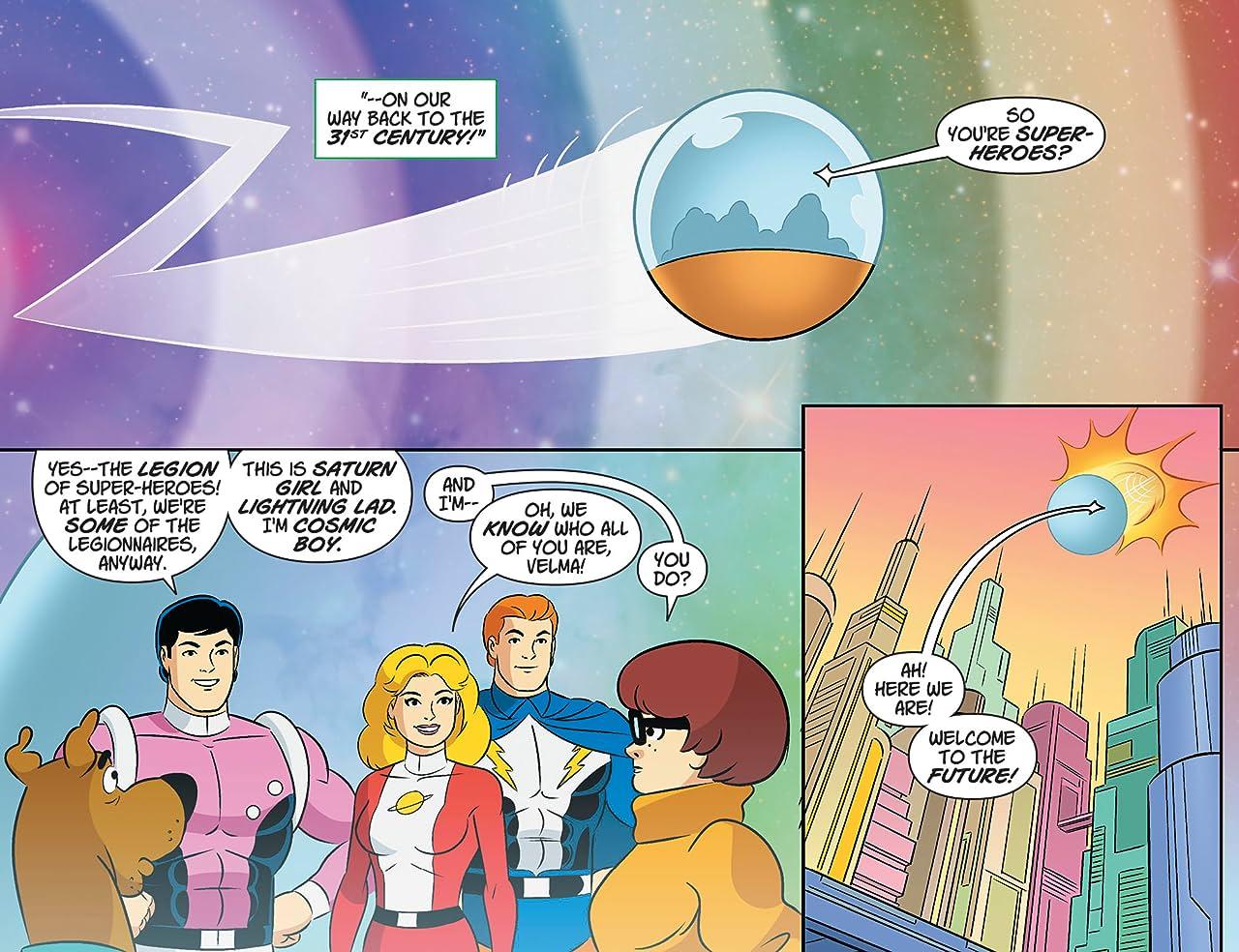 Scooby-Doo Team-Up (2013-) #65