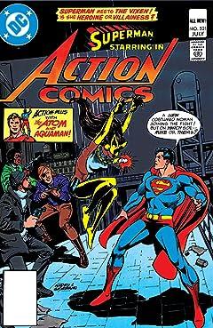 Action Comics (1938-2011) #521