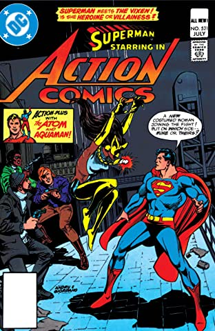 Action Comics (1938-2011) No.521