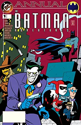 The Batman Adventures (1992-1995) Annual No.1
