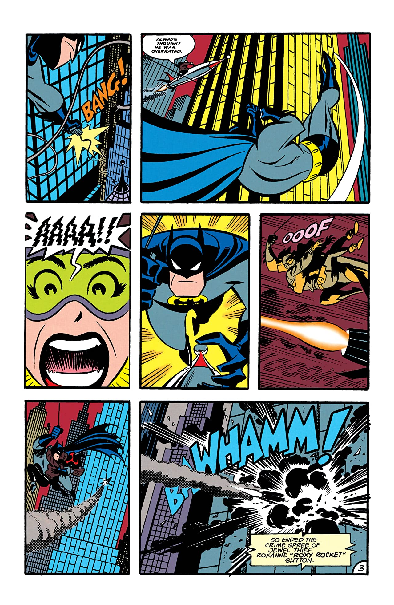 The Batman Adventures (1992-1995) Annual #1