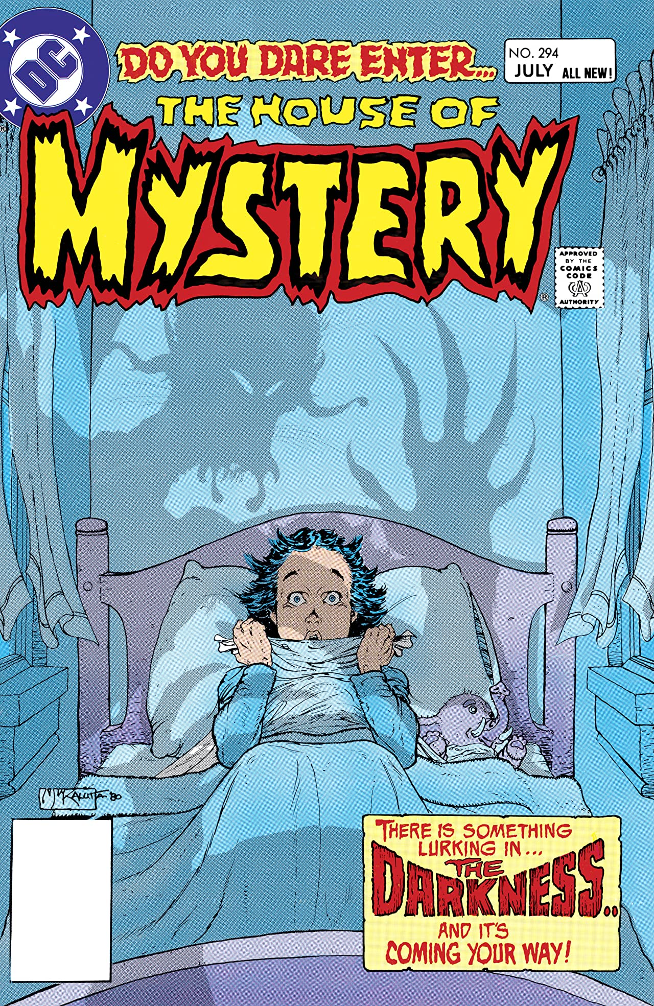 House of Mystery (1951-1983) #294