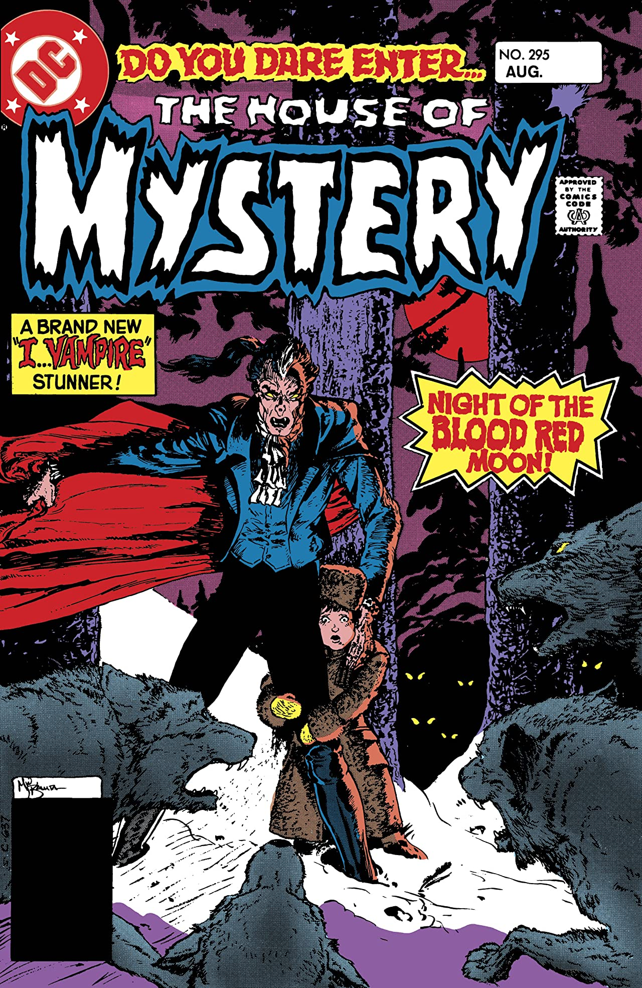 House of Mystery (1951-1983) #295