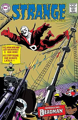 Strange Adventures (1950-1973) #205