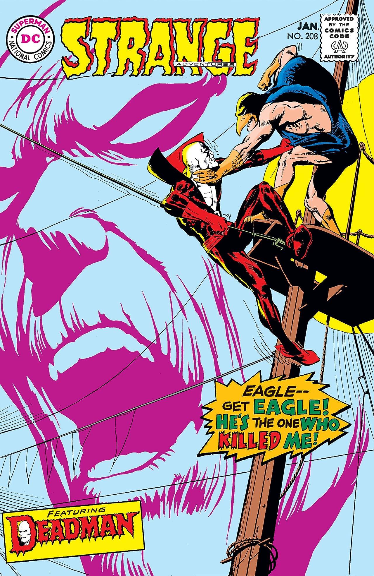 Strange Adventures (1950-1973) #208