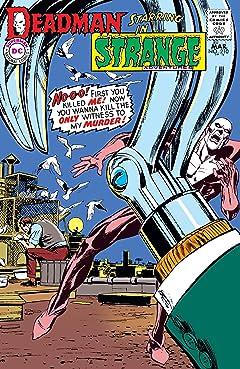Strange Adventures (1950-1973) #210